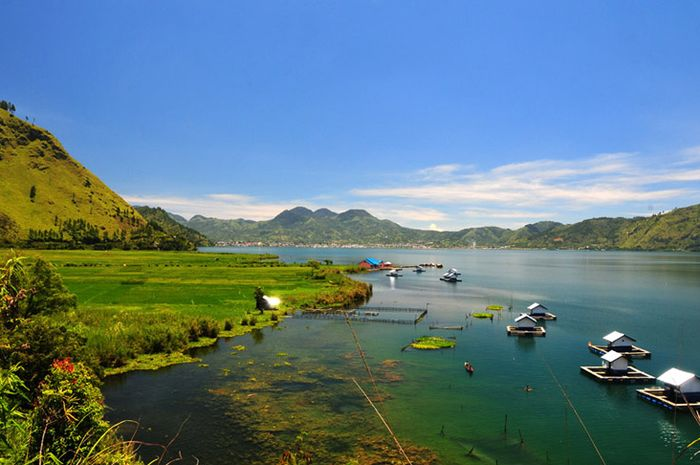 Danau Laut Tawar, Pesona Tiada Tara Dari Aceh Tengah